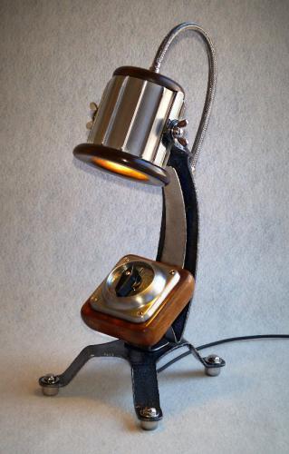 Lampe mit Altem Hauptschalter