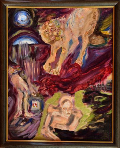 'Untergang der Chimären' von  Albert