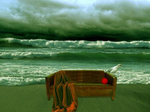 'Sofa am Meer' von  ansehen