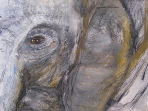 Krafttier Elephant