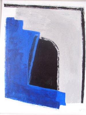 'Blaue Ecke' von Volker Franzius