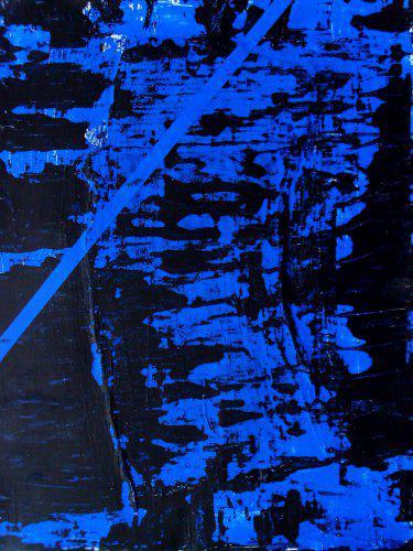 Motion Blue Black