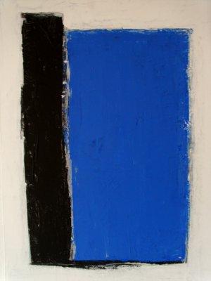 Blau und Schwarz