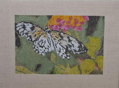 'Schmetterling 2' von  pebu