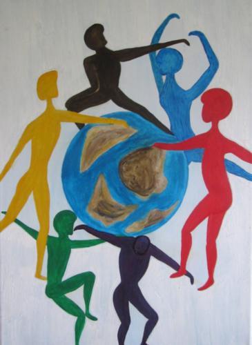 Tanz der Völker