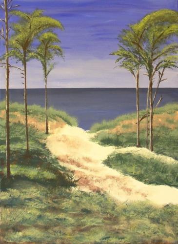 'Weg zum Strand' von  ansehen