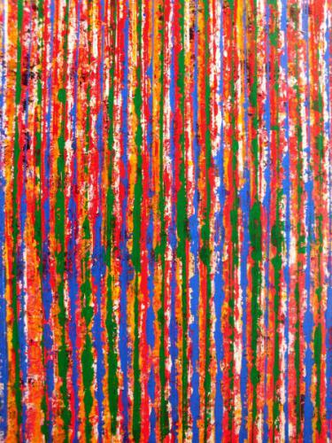 Coloured Stripes IV