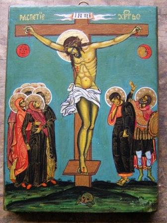 Kreuzigung Jesus