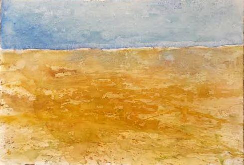 'Himmel und Strand' von batty2627