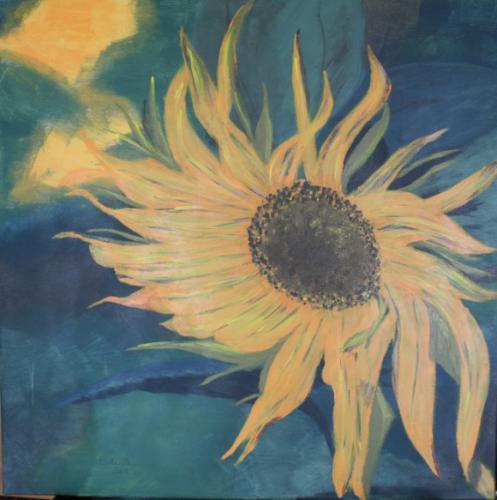 'Sonnenblume' von  WilkenC