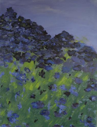 'Iris' von  WilkenC