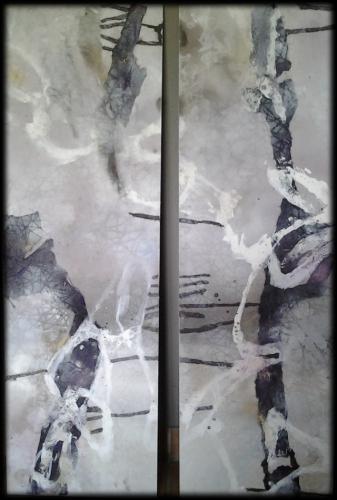 'Schwerelos' von mooart
