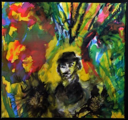 Die Farben der Musik, Hommage an Satie