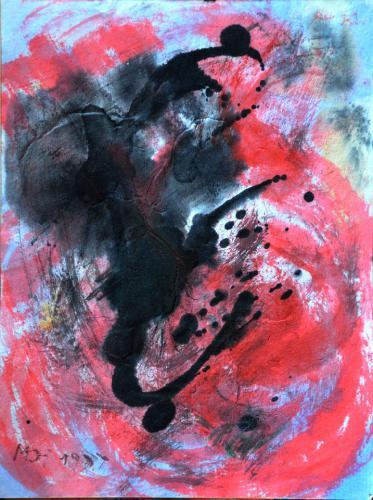 Abstrakte Komposition I