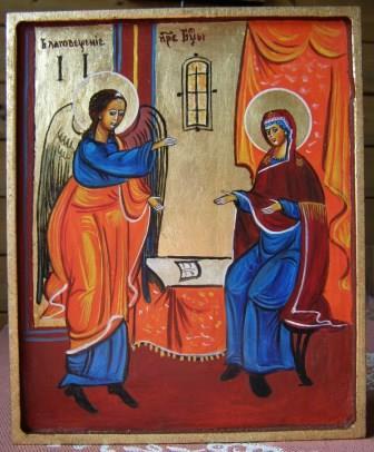 Verkündigung der seligen Jungfrau Maria