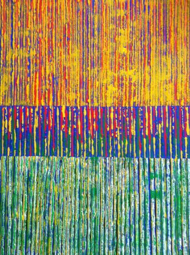 Sandy Coloured Stripes Ahrenshoop