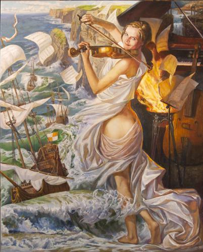 Calypso oder Sirene 2