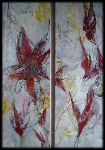 Blüten III & IV