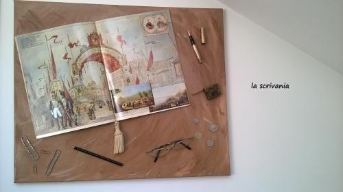 'la scrivania' von Carmine