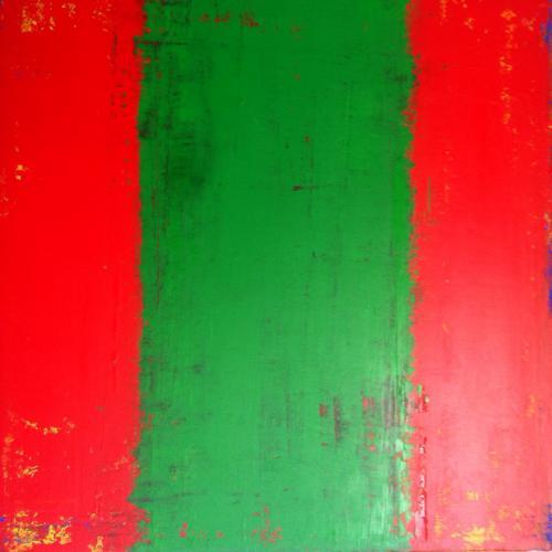 Shining Green-Red