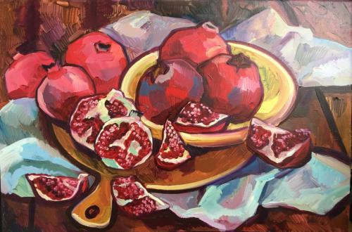 Grannatäpfel