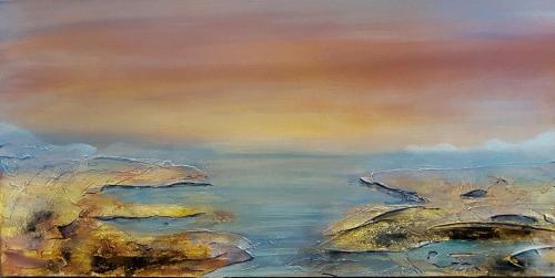 'Early morning' von  Ingrid Vollrath