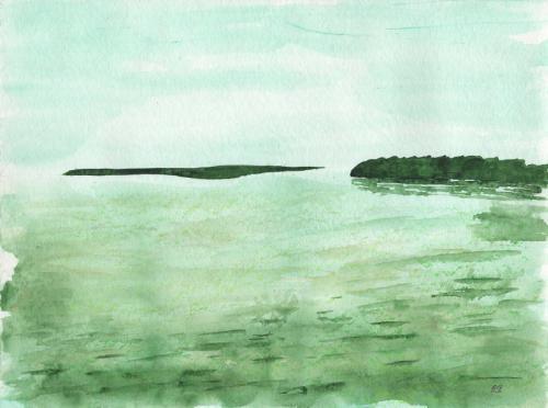 Einsamer See
