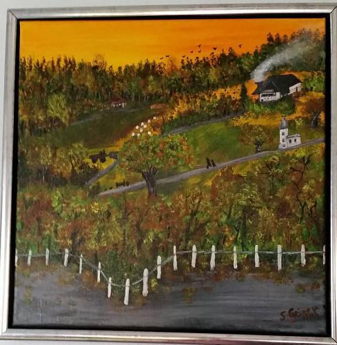'Goldener Oktober im Schwarzwald' von  ansehen