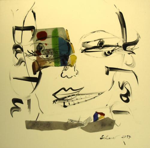 Masken-Das Du-das Ich