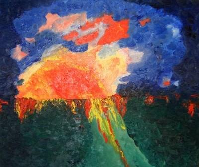 'Der Sonne entgegen' von  Slavka Sabljo