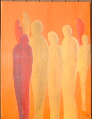 'Gruppe' von L Schroeder