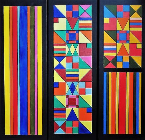 Geometrie in Farbe