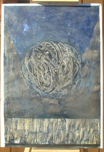 'Abstraktion' von L Schroeder