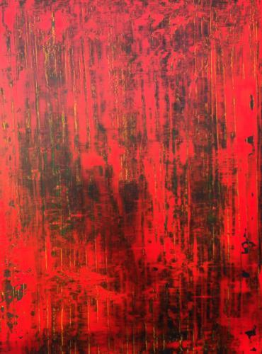 'Fire' von  Volker Franzius