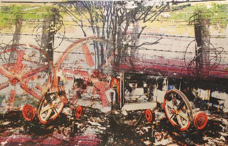 'jammin with ash No 11' von  Georg Droz dit Bushet