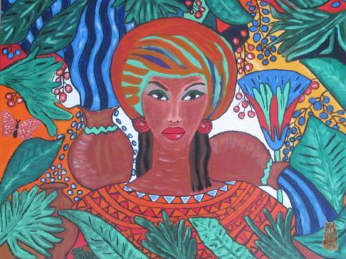 'Africa Queen' von anne phillips