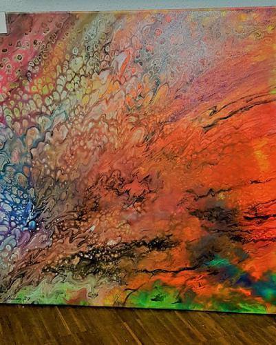 'New Rainbow' von GraefinvonEhrenberg