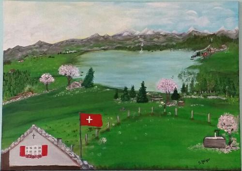 'Frühling in den Bergen' von  ansehen