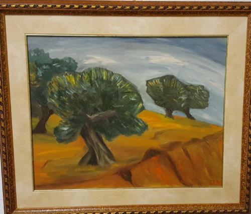 'Olivenbeume' von  Slavka Sabljo