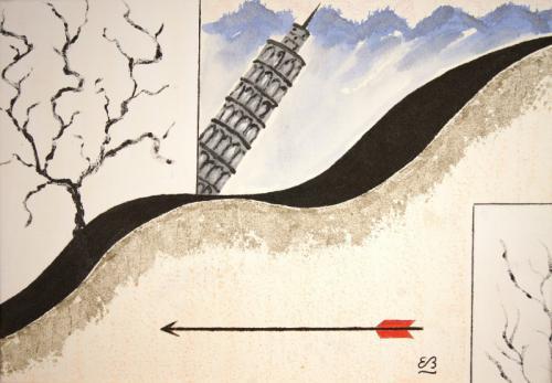 Schiefer Turm I