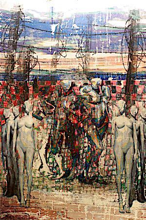 'wahltag' von  Georg Droz dit Bushet