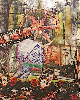 'jammin with ash No 12' von Georg Droz dit Bushet