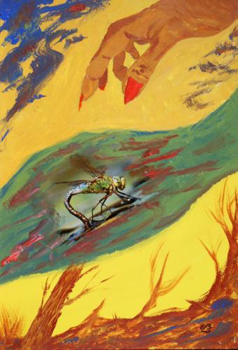 'In the forest' von  Erwin Bruegger