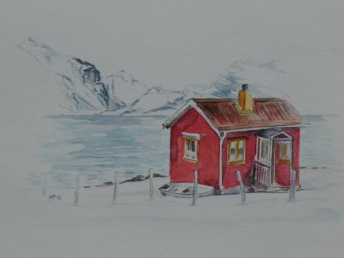 'Am Fjord' von  ansehen