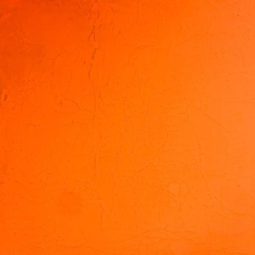 'Orange Tissue' von Volker Franzius