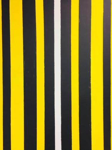 'Yellow-Black Traces' von  Volker Franzius