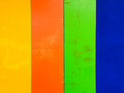 'Color Blocks' von  Volker Franzius