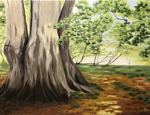 Baum bei Louisiana