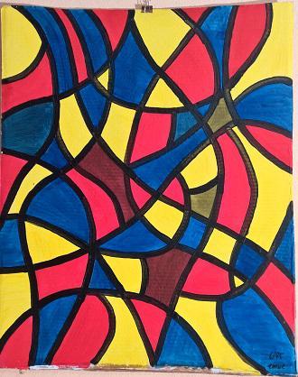 Hello Mondrian I