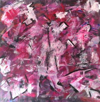 'Man in Pink' von  ansehen